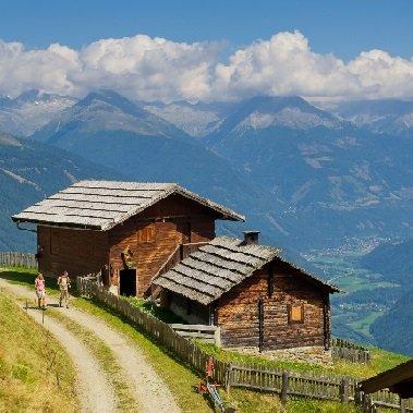 hohe tauern panorama trail alpe adria trail vakantie oostenrijk oostenrijkse alpen etappe 5 ST05 AAT Stall Innerfragant