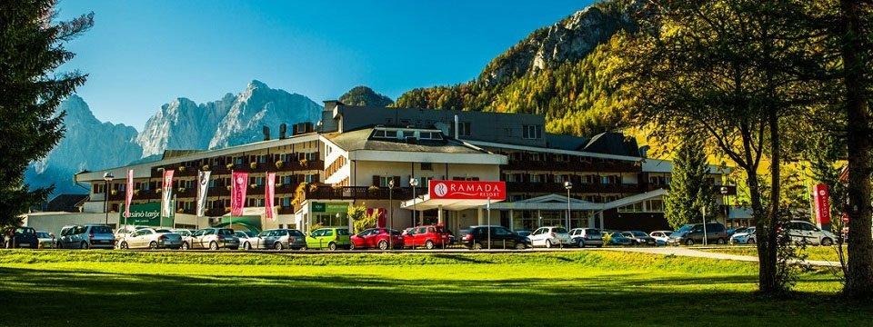 kranjska gora ramada hotel suites