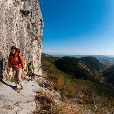 prosecco trail alpe adria trail meerdaagse wandeltocht karst trieste val rosandra
