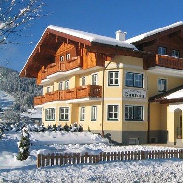 landhaus haus innrain flachau salzburgerland vakantie oostenrijk wintersport