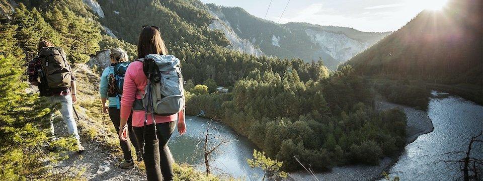 wandelen swiss grand canyon ruinalta laax flims graubunden zwitserland tourismus flims laax (1)