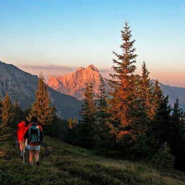 luchs trail meerdaagse wandeltocht oostenrijk alpen kalbling stage 05 klinkehütte johnsbach (alpenverein admont gesause) 2