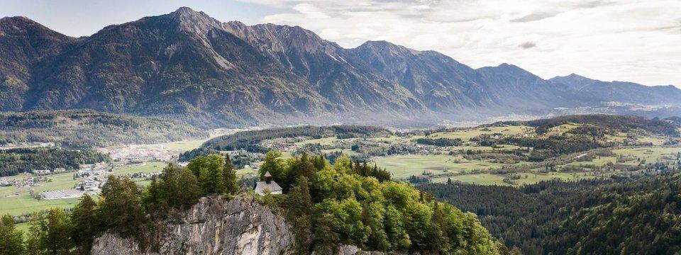 family active nassfeld karinthië avontuurlijke gezinsvakantie oostenrijk alpen wandeltocht bergen 3