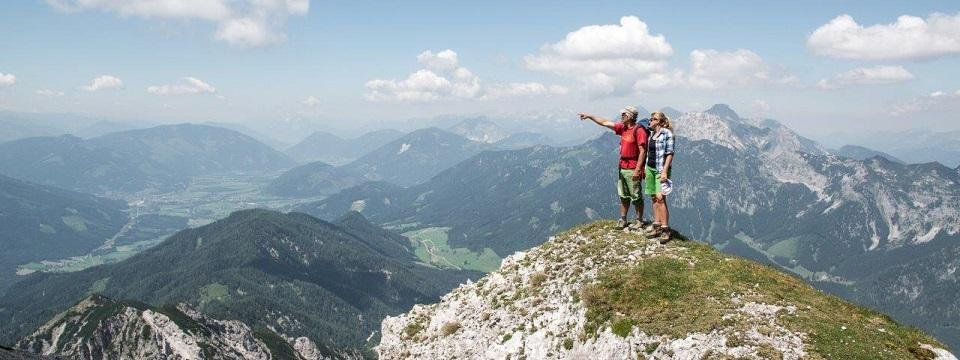 huttentocht gesause ennstaler alpen