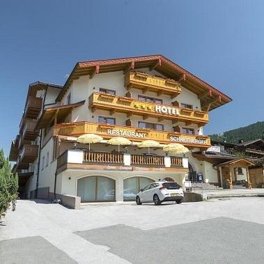 hotel schneeberger niederau wildschonau